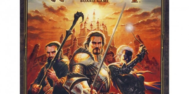 Lords of Waterdeep – ролеви вариант