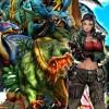 Rage of Bahamut и Dino Dominion: Игри с карти за Android