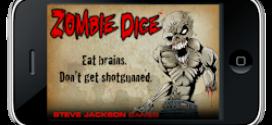 Zombie dice за iOS, Windows Phone