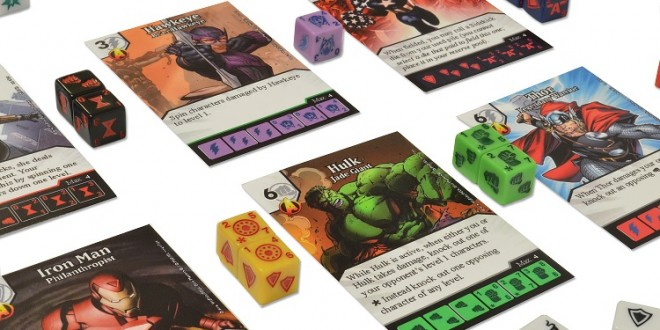 Marvel Dice Masters: Avengers vs X-men – HOT! HOT! HOT!