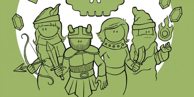 Pocket Dungeon Quest – джобната тъмница!