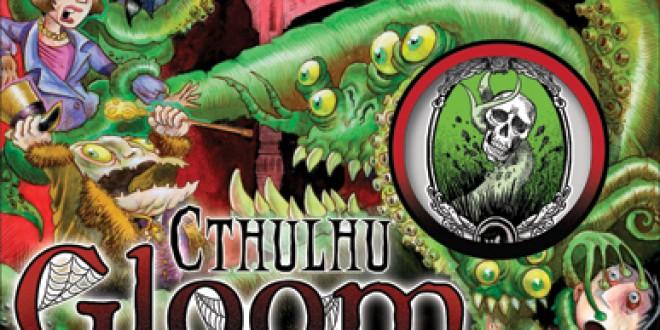 Cthulhu Gloom – какво ли си е мислил дизайнера?