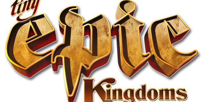 Print and Play: Tiny Epic Kingdoms