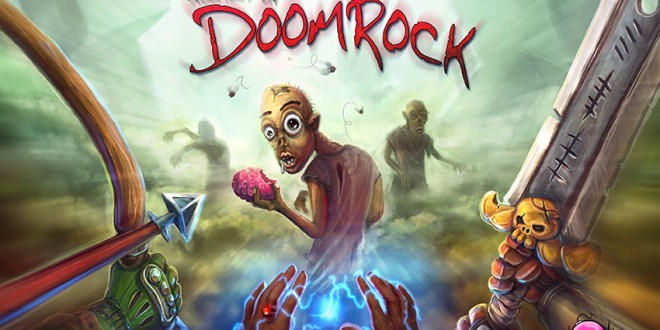 Assault on Doomrock – една от най-добрите настолни игри с тъмници