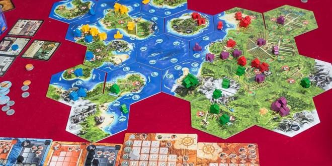 Игри с контрол на територията