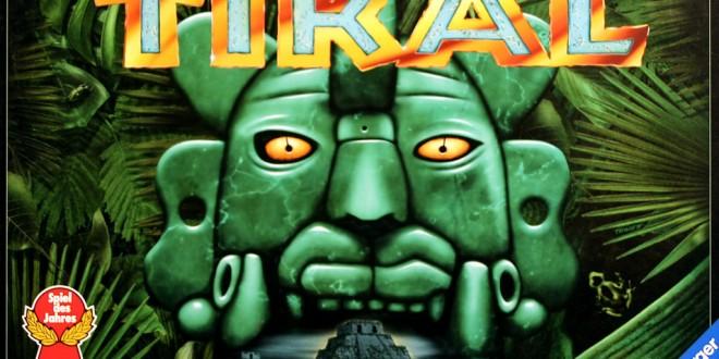 Tikal – иманярска настолна игра
