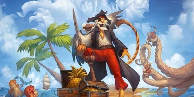 Pina Pirata – ревю на Константин Георгиев