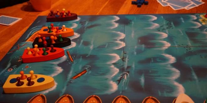 Lifeboats – корабокрушенска блъф игра