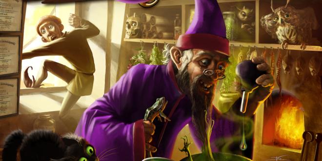 Alchemists – три игри в една!