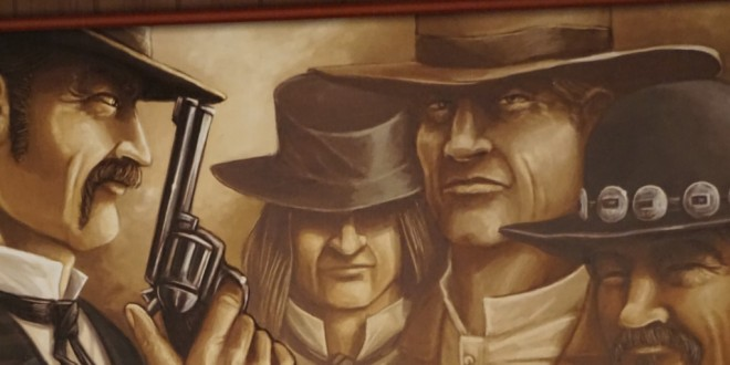 Desperados – уестърн игра на сляпа баба