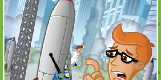 Meteor – 5  минути напрегнат екшън и вълнение!