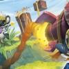 Loony Quest – шантави приключения с рисуване