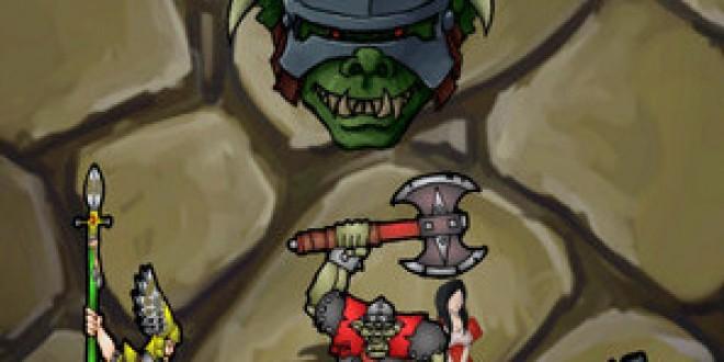 Dungeon in a Tin – Безплатна игра за принтиране