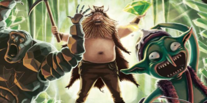 Dungeon Fighter: Rock and Roll – с вашите камъни по техните глави!