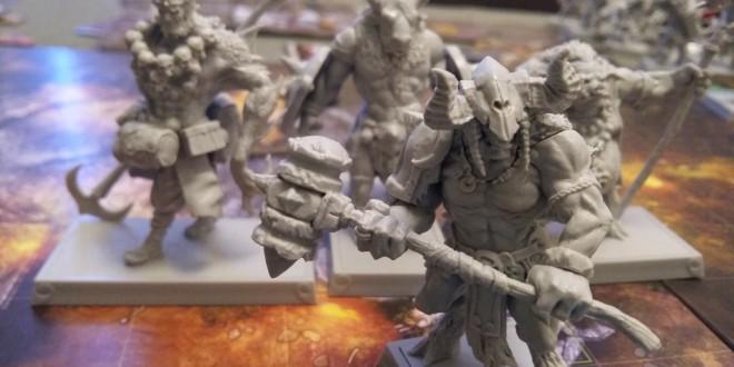 Journey: Wrath of Demons – гигантска настолна игра!