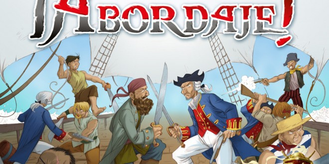 Boarding – пирати в цигарена кутия