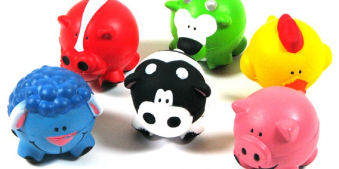Fun Farm – гумените играчки не са само за децата!