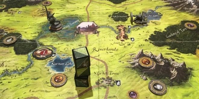 Runebound (Third Edition) – Натоварваща, но приятна приключенска игра