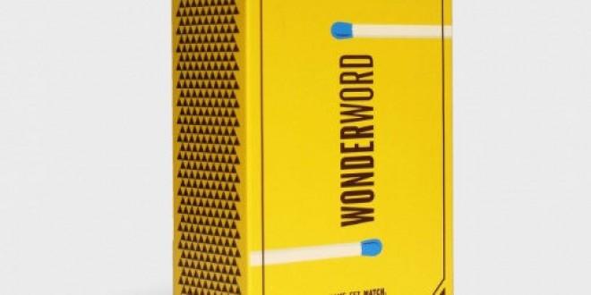 В кибритена кутия: Wonderword