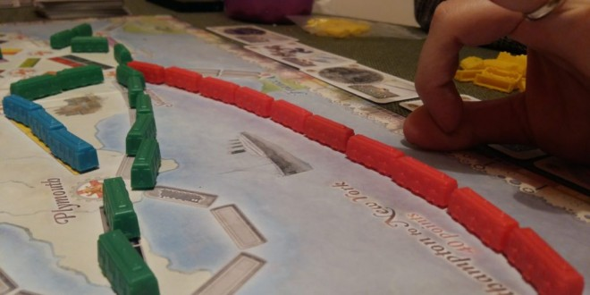 Ticket to Ride Map Collection: UK and Pennsylvania – Направо различна игра!