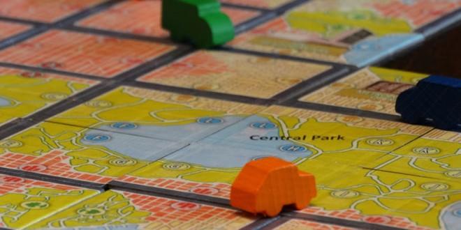 Manhattan TraffiQ – Войната на такситата