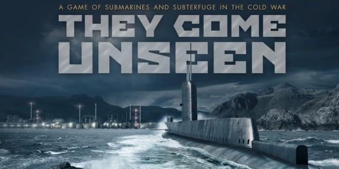 They Come Unseen – Блъф, маневри и подводни мини