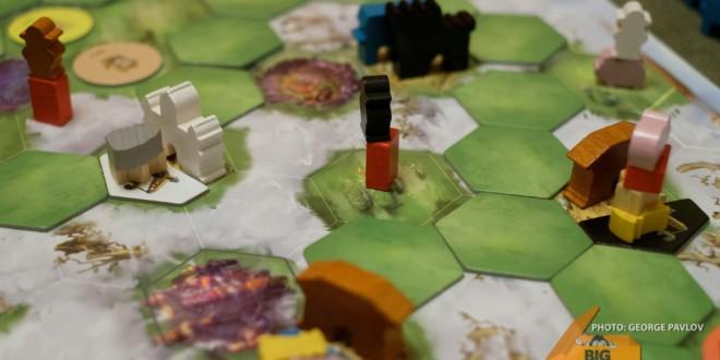 Via Nebula – настолна игра в облаците!