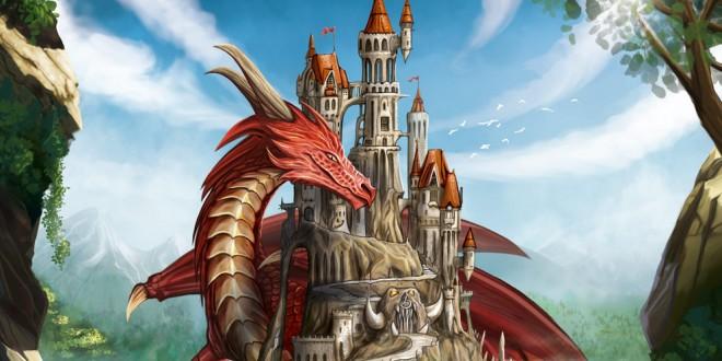 Dragon Keeper: The Dungeon – филър игра с 3д замък!