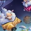 Edenia – състезание с овце с реактивни двигатели!