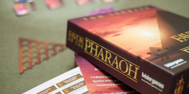 Favor of the Pharaoh – най-рошавото Yahtzee