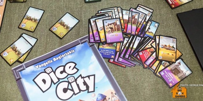 Dice City – по-добрият град на зарчета!