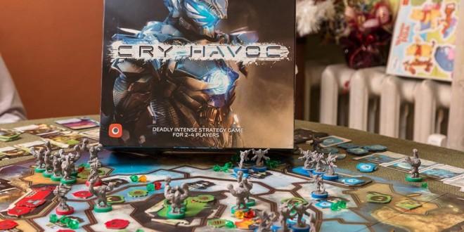 Cry Havoc – сериозна игра за ценители
