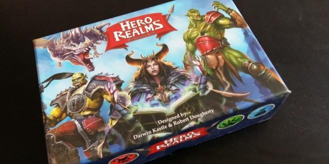 Hero Realms – пристрастяващо елегантно бижу!