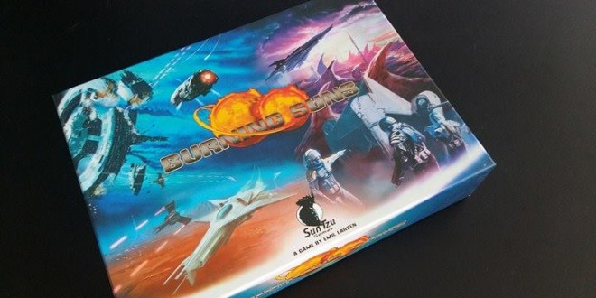 Burning Suns – Епичната космическа игра с 1000 фракции!