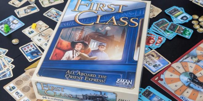 First Class – първокласна игра