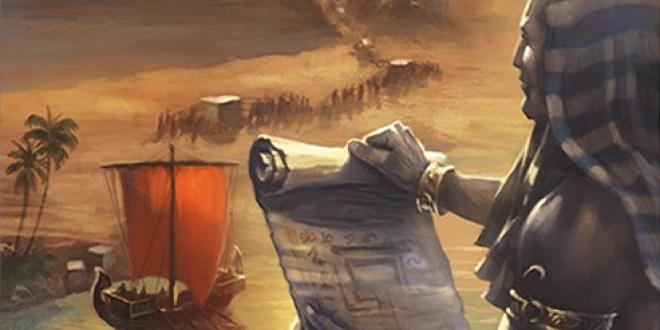 Pyramids – От строители на шарени некрополиси