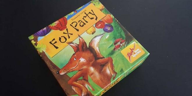 """Fox Party – """"Пушурлък"""" за деца!"""