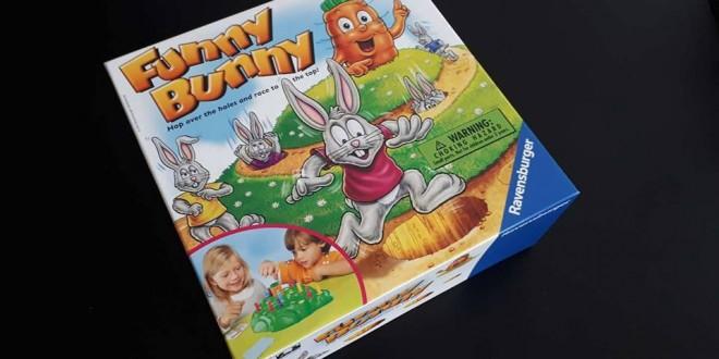 Funny Bunny – Морковът отвръща на удара