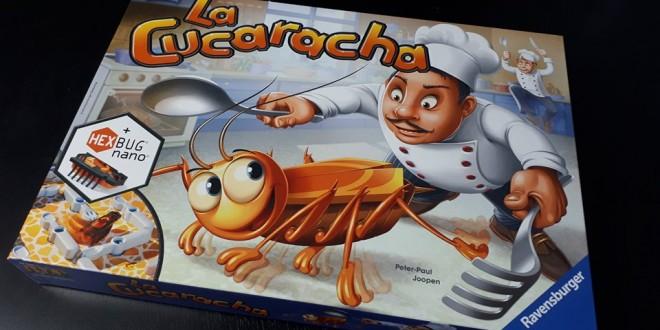 La Cucaracha – Когато препаратите срещу хлебарки не работят.