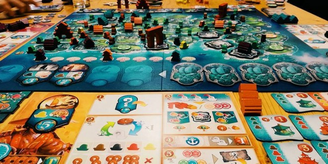 Yamatai – Five Tribes 2.0 или не?