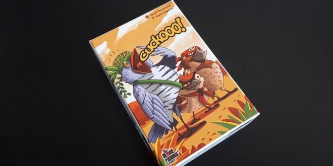 Cuckoo! – Не е това, което изглежда