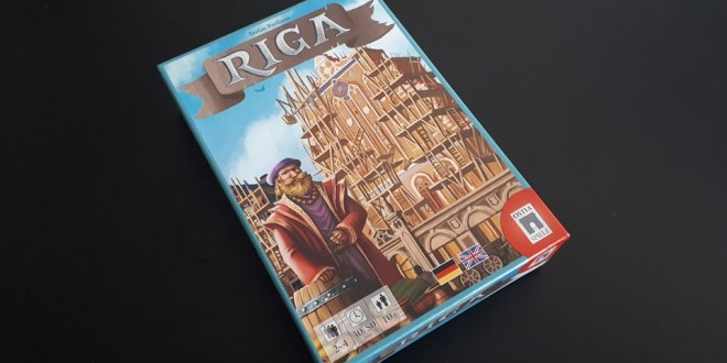 Riga – Имах големи надежди, но…