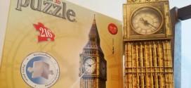 Ревю на пъзел: 3Д Big Ben