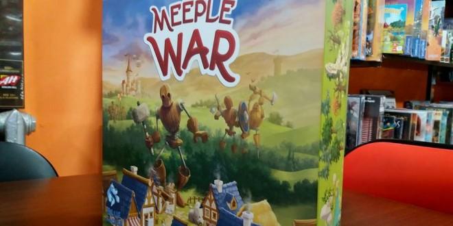 Meeple War – Мийпълите не са това, което са