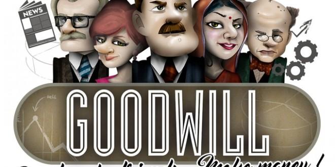 Goodwill – най-тематичната игра с акции?