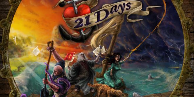 21 Days – За съжаление, не всичко е темата