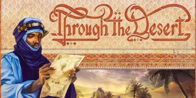 Through the Desert – Книция играе, керванът си върви