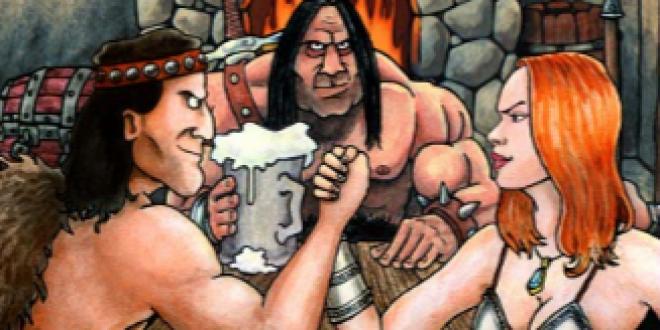Barbaria – А можеше и да не е 16+