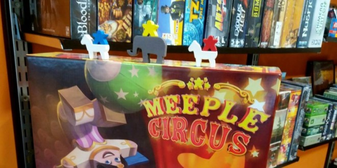 Meeple Circus – пълен цирк!