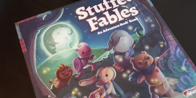 Stuffed Fables – Играта на играчките с плюшки